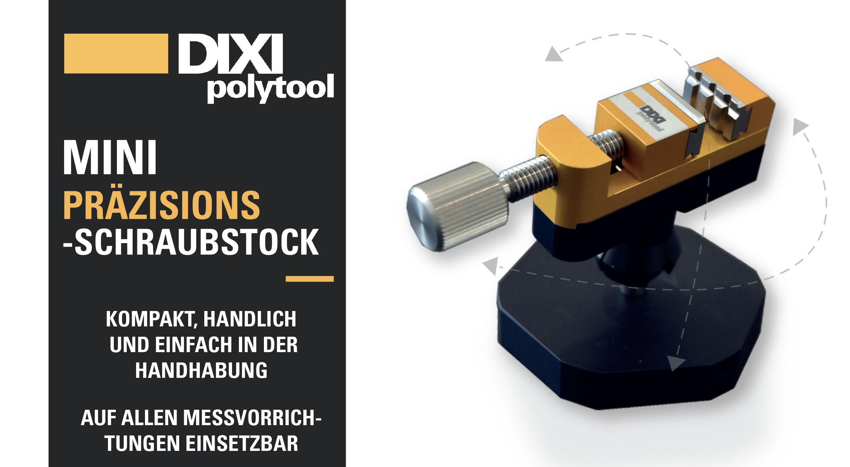 Mini Präzisions-Schraubstock